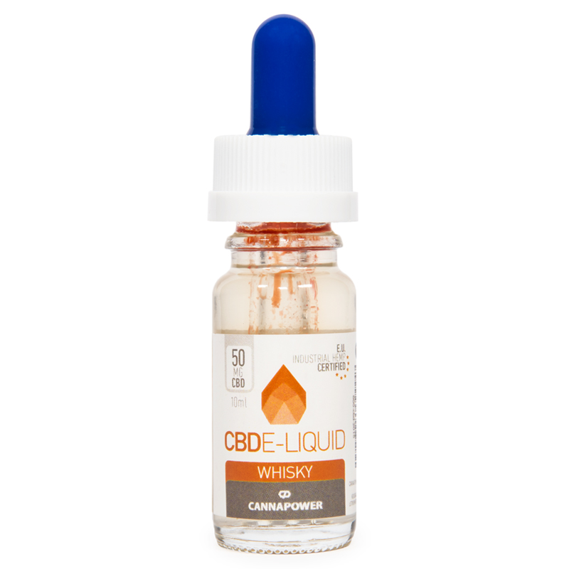 Whiskey CBD E-Liquid