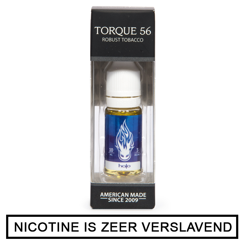 Torque 56 E-Liquid 10ml (Halo)