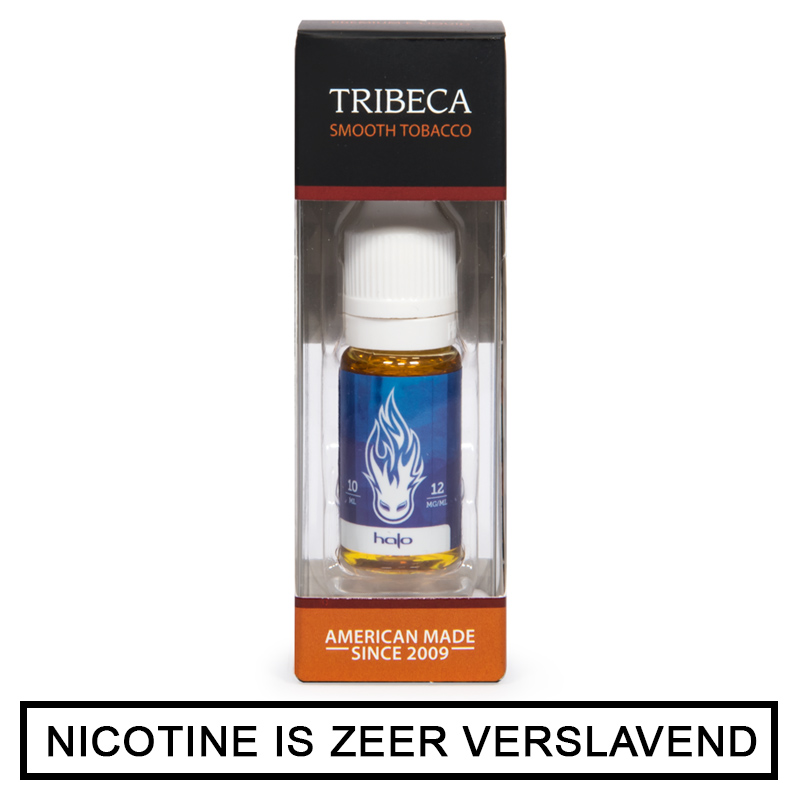 Tribeca E-Liquid 10ml (Halo)