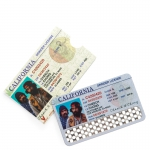 Grinder Card Cheech & Chong License