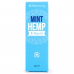 CBD E-Liquid Mint Hemp 0mg Nicotine (Harmony)