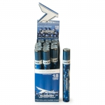 Torpedoes XXL Cones 130mm Blueberry Display (18 pcs)
