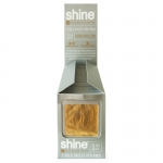 24K Gold Papers 1¼ (Shine) - 2 Papers Display (36 pcs of 2 papers)