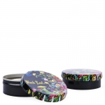 ClickClack Box 51mm (Black Leaf) Mushroom