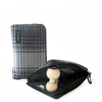 Pack Ratz Smell Safe Large (Ryot) Gray Plaid