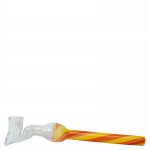 Glass Pipe FBP 12cm