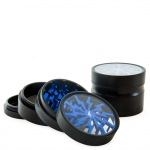 Aluminum Grinder 4-Part 62mm (Thorinder After Grow)	 Black/Blue