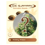 Mistery Widow (De Sjamaan Cannabis Seeds)