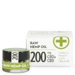Raw Hemp Oil Paste 20% CBD 200mg (Endoca)