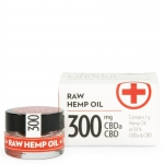 Raw Hemp Oil Paste 30% CBD 300mg (Endoca)