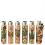 Lighter Natural Sleeve Cannabis (Clipper) 1 pc