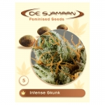 Intense Skunk Feminised (De Sjamaan Cannabis Seeds) 5 seeds
