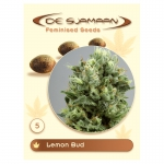 Lemon Bud Feminised (De Sjamaan Cannabis Seeds)	5 seeds