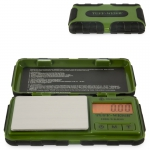 Tuff-Weigh 100 Pocket Scale (On Balance) Green