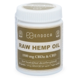 Raw CBD Capsules 1500mg CBD+CBDa (Endoca)
